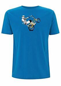 Raleigh-Chopper-Mk1-Stormtrooper-t-shirt-1970s-bike-stunts-BMX-vintage-trooper