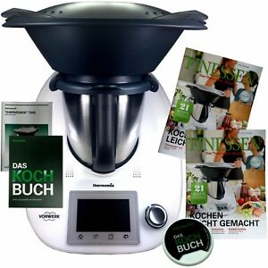 vorwerk thermomix tm5 sale varoma kochbuch chip. Black Bedroom Furniture Sets. Home Design Ideas