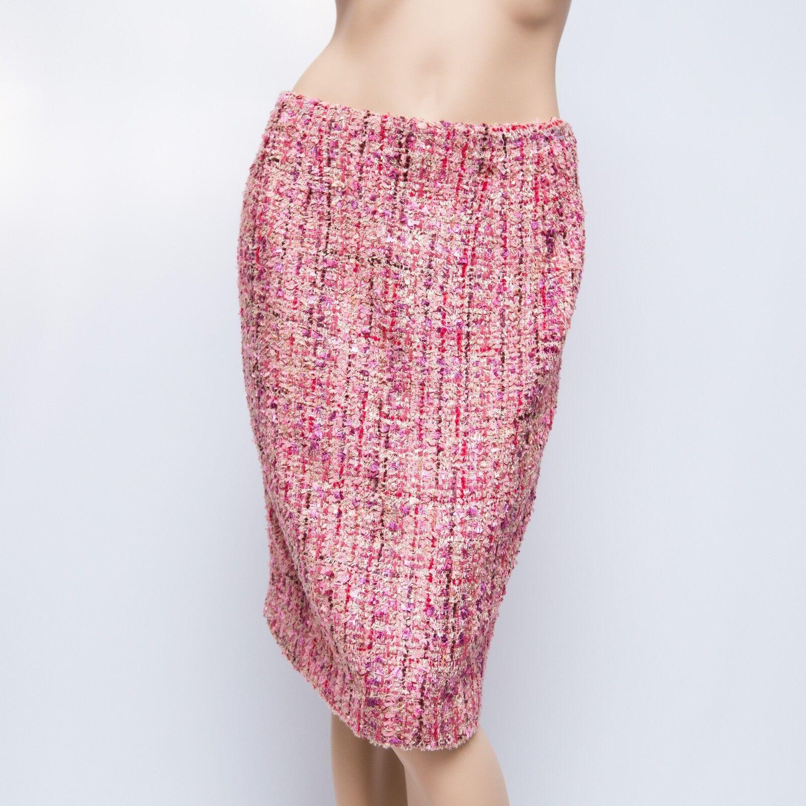 Renato Nucci Pink Couture Skirt  498 US6
