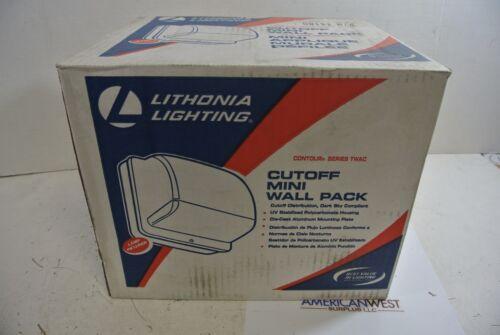 LITHONIA TWAC70S120PELPI Cut Off Mini Wall Pack 14180 NEW IN BOX