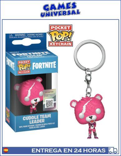Pocket Pop Funko Fortnite cuddle Team Leader