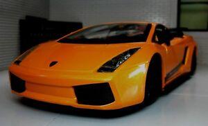 G-LGB-1-24-Scala-Lamborghini-Gallardo-Superleggera-Bburago-AUTOMODELLO-METALLO