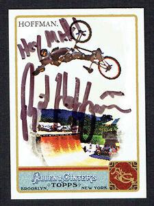 Mat-Hoffman-83-signed-autograph-auto-2011-Topps-Allen-amp-Ginter-Trading-Card