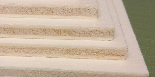 Basteln Laubsäge-Arbeiten 15 x 15 cm 10er Set Gestalten Pappel-Sperrholz