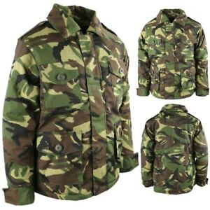 dab862fa5 WORLD BOOK DAY KIDS ARMY CAMO PADDED COAT 3-13 RIPSTOP JACKET BOYS ...