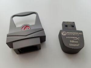 Wargaming pendrive disk 16 GB /gamescom/ /e3/ /pax/ /gdc/ - Warszawa, MAZOWIECKIE, Polska - Wargaming pendrive disk 16 GB /gamescom/ /e3/ /pax/ /gdc/ - Warszawa, MAZOWIECKIE, Polska
