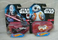 Hot Wheels Star Wars Character Car 2-pack - the Inquisitor & bb-8