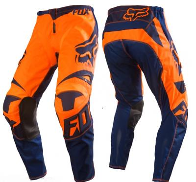FOX Motocross Pants #34 NEW KTM orange Motorcross Dirt Bike Off Road MX ATV