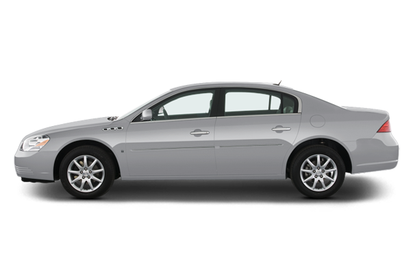 Buick Lucerne side view