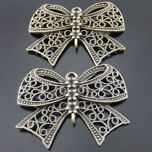 Antique Bronze Style Alloy Cool Octopus Charming Pendants Crafts Hot Sale 8pcs