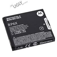 ORIGINAL MOTOROLA BP6X OEM BATTERY FOR MOTOROLA DROID 2 II GLOBAL A955 A855