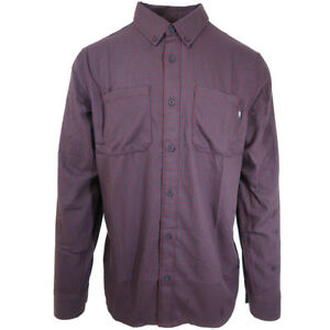 Vans-Off-The-Wall-Men-039-s-Boarding-L-S-Woven-Shirt-Retail-55