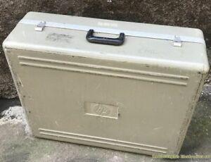 Valigia HP in vetroresina per trasporto strumentazione elettronica