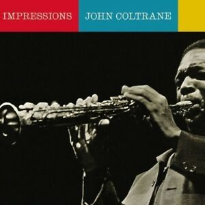 John-Coltrane-Impressions-New-Vinyl-LP-UK-Import