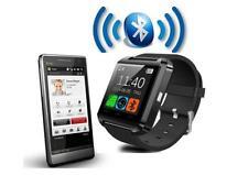 Smartwatch Bluetooth Armbanduhr Sport für HTC Samsung  iPhone Handy