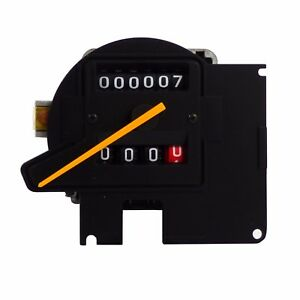 Used Speedometer Head MPH (OrangePointer) For London Taxi Fairway & TX1 801180WU