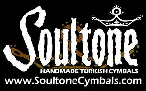 SOULTONE-CYMBALS-BUMPER-STICKER-FREE-SHIPPING