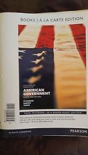 american government roots and reform 12th edition a la cart edition