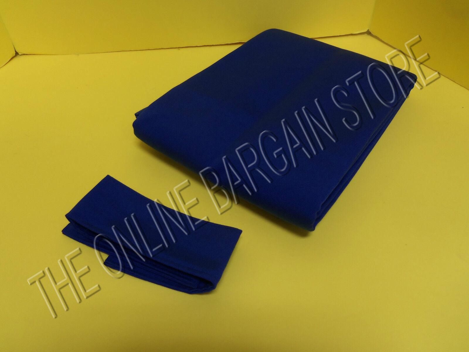 Frontgate al aire libre sólido Cortinas Cortinas De Paneles Sunbrella Cobalto 50x108 tie posterior