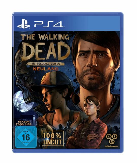 The Walking Dead - The Telltale Series: Neuland * Sony PlayStation 4 / PS 4 *