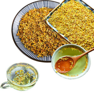 Details about Fragrans Edible China Sweet-scented Osmanthus Flower Dried  Fragrans Tea Premium
