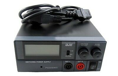 Switching Power supply for Ham shortwave radio base stations 13.8V 30A 220V