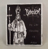Behexen By The Blessing Of Satan (printed Patch)