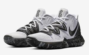 Nike Kyrie 5 Oreo White Black Cookies