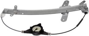 Dorman 740-686 Front Driver Side Replacement Power Window Regulator for Lincoln Town Car