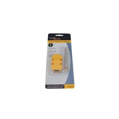 8 Confgurations Fluke Networks HC-10230-100 Banjo In-line Adapter