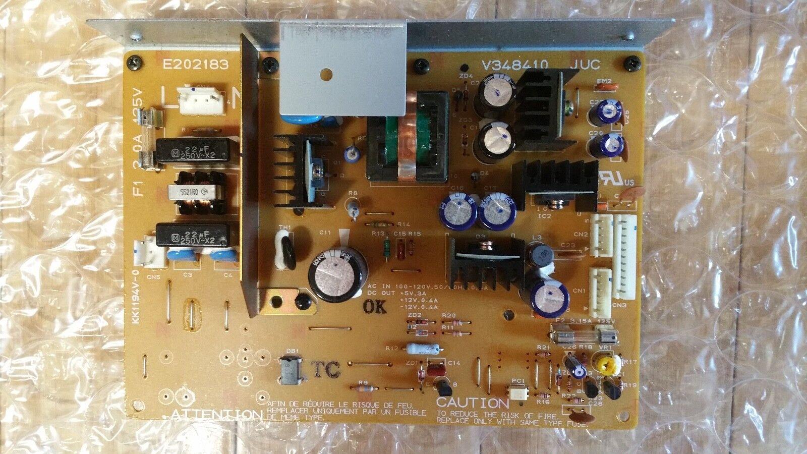 Yamaha S80 E202183 panel V348410 JUC kk1194V-0 panel YFBU25091A