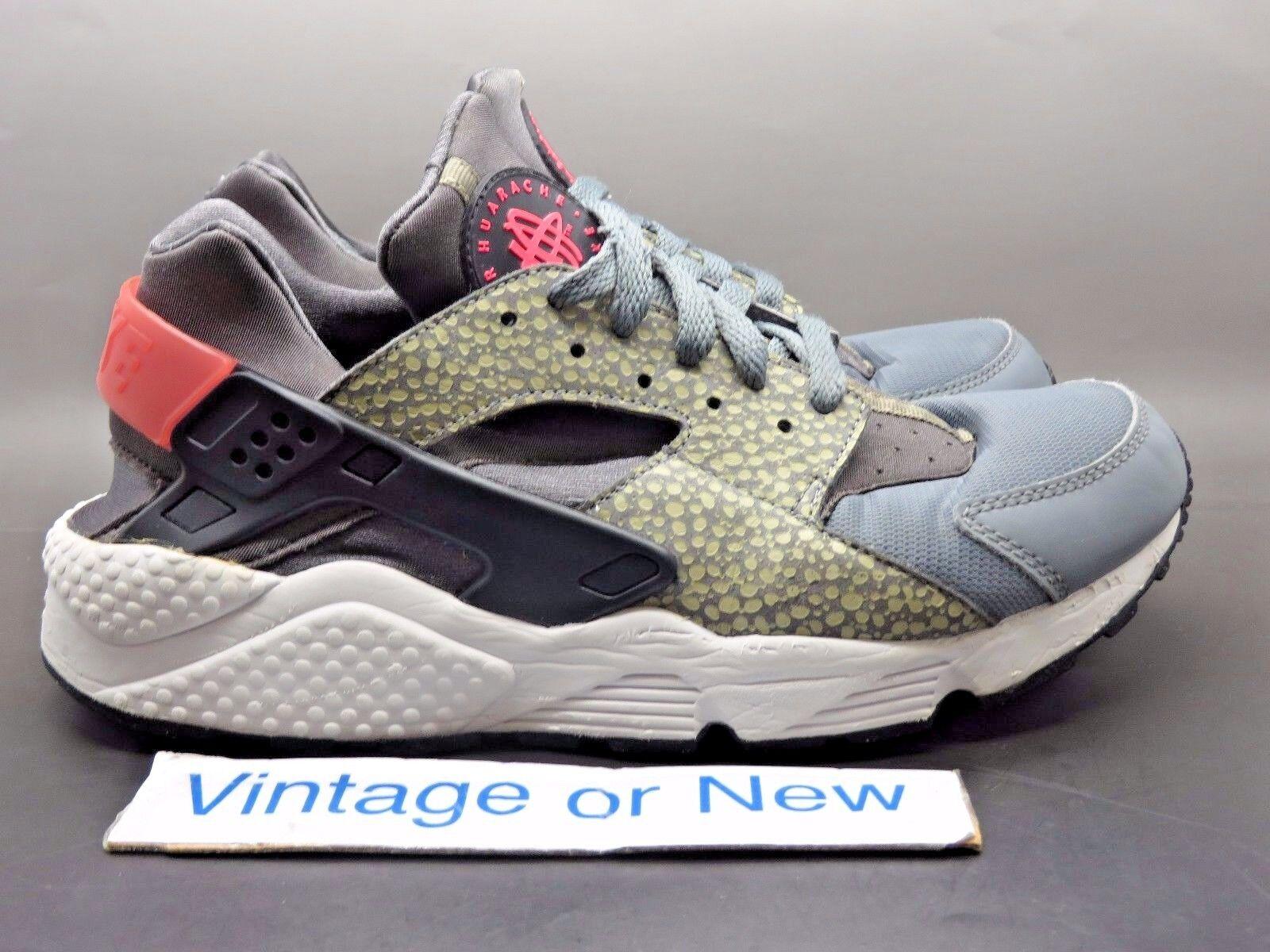 Nike air huarache corsa ridotta safari scarpe scarpe scarpe da corsa 2014 sz 9 a56552