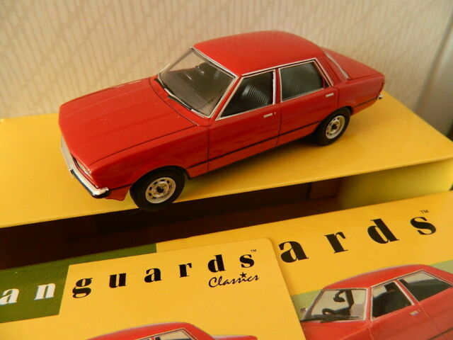 VANGUARDS CORGI VA11903 Ford Cortina MKIV 1.6 L Venetian Red