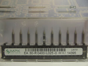 10-Stueck-VHM-Zweischneiden-Fraeser-0-4-mm-Dremel-Proxxon-CNC