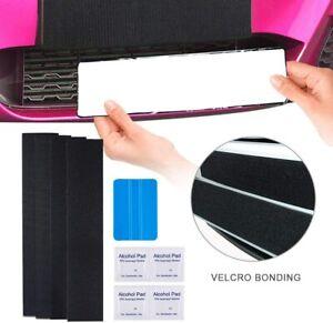 Porta targa anteriore e posteriore auto adesivo con supporto universale auto
