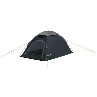 Halfords 2 Man Camping Outdoor Single Skin Dome Tent 200cm x 120cm x 100cm