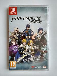 Fire-Emblem-Warriors-Nintendo-SWITCH-PAL-Brand-New-New