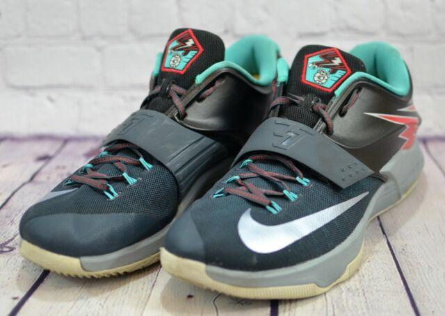 competitive price ec7da 397f2 Nike KD 7 VII Thunderbolt Flight Kevin Durant 653996-005 Size 13