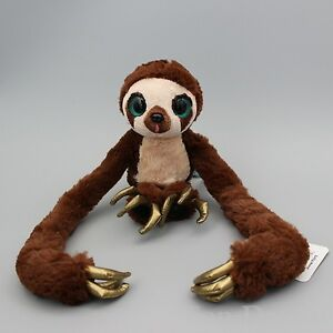 The-Croods-Soft-Plush-Stuffed-Toy-Monkey-Belt-The-Sloth-Doll-10-034-25cm-Kids-Gift