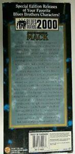 "Blues Brothers 2000 Dan Aykroyd ""Elwood"" 12 inch Action Figure, TOYBIZ"