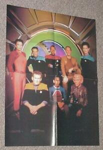 Star-Trek-Deep-Space-Nine-Poster-Station-Crew-Odo-Sisko-Dax-Quark