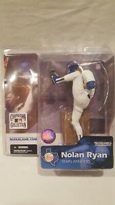 Mcfarlane Nolan Ryan Cooperstown Collection Figure Texas Rangers  New