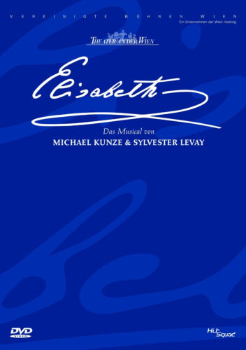 """1 von 1 - DVD * ELISABETH - DAS MUSICAL - LIVE AUS DEM THEATER AN DER WIEN # NEU OVP"""""""