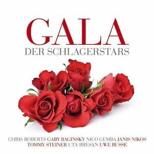 Gala der Schlagerstars (2009, More) Ingrid Peters, Janis Nikos, Mary Ro.. [2 CD]