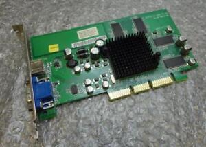 64 Mo HP Radeon 9000 AGP VGA/TV-O Carte graphique 5187-1943 RV250-LE_988 R1.00