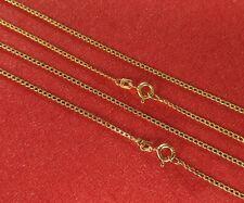 Echte Goldkette Panzerkette Echt Gold 333 gestempelt 8 Karat Juwelier Neuware