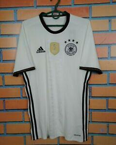 Germany Jersey 2016 2017 Home SMALL Shirt Football Adidas AI5014