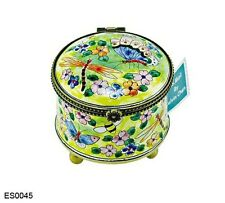KELVIN CHEN Enamel STAMP Dispenser -Butterfly Dragonfly