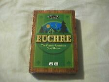 Card Game - EUCHRE - Front Porch Classics - 4 Player - NEW