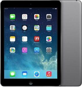 Apple IPAD Air 16GB Compressa 9.7 Pollici Wifi Spazio Grigio (Md785kn/A)